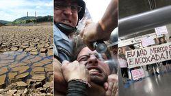 Crise da água, mais ciclofaixas e crimes na USP: Relembre o ano em São