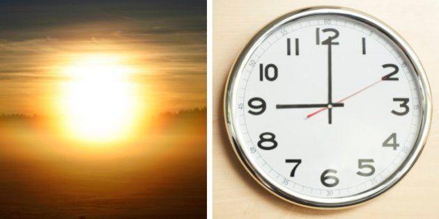Atrase os relógios: Termina amanhã, à meia-noite, o horário de