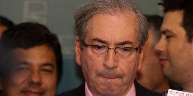 STF autoriza apreensão de documentos relacionados a Eduardo Cunha (PMDB-RJ) na informática da
