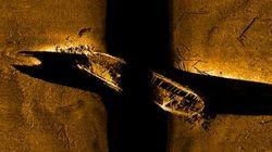 Canadenses encontram navio lendário que sumiu no século