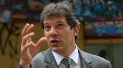 Haddad é a favor da desmilitarização da PM e pede espaço na segurança
