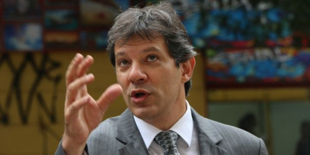 Fernando Haddad defende desmilitarização da PM e pede mais participação na discussão da segurança pública...