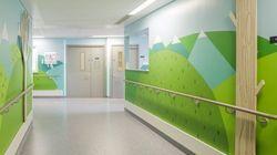FOTOS: O poder da arte entrou em cena neste hospital