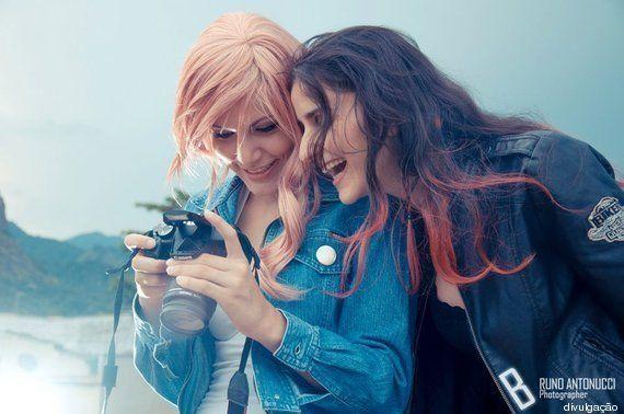 Rachel Asakawa: Cosplays, games e a cultura do