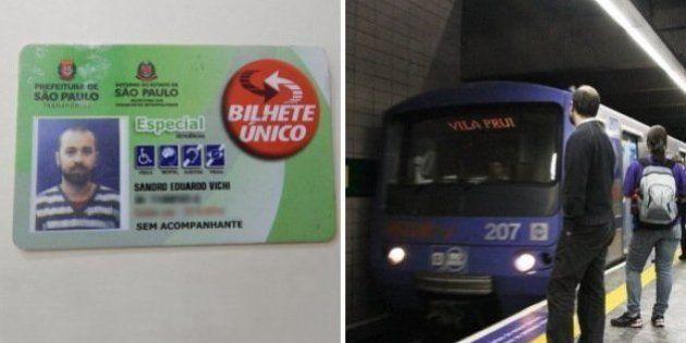 Pessoas com HIV reivindicam bilhete gratuito de Metrô em