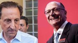 Skaf cai pela primeira vez, e Alckmin consolida vitória no 1º