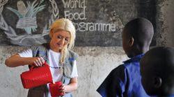 Christina Aguilera: 'Quando meus filhos lerem isso em dez anos, espero que a fome seja coisa do