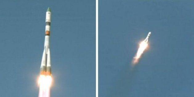 Destroços de nave russa devem atingir Terra nesta