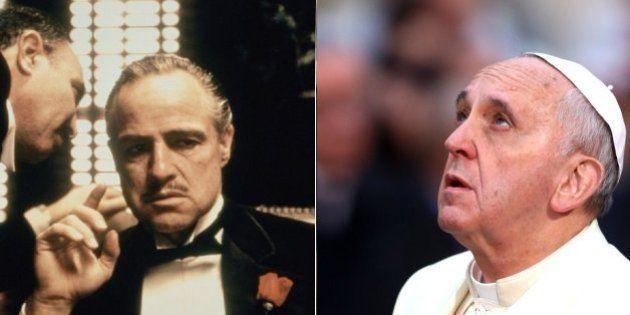 Papa diz aos mafiosos: arrependam-se e não mais cometam