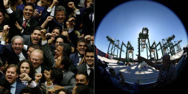 Deputados da CPI da Petrobras receberam R$ 1,9 milhão de empreiteiras citadas na Lava