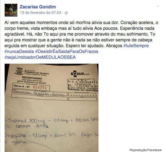 Após lançar campanha por suposta leucemia, skatista Zacarias Gondim é preso por fraude em