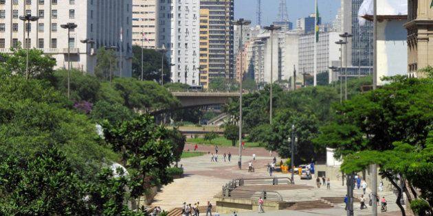 Downtown Sao Paulo,