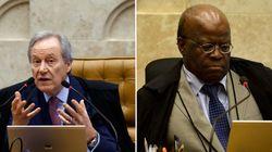 Em posse de novo presidente do STF, sobram alfinetadas para o ex, Joaquim