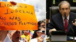 Eduardo Cunha cobra de Dilma posição contra