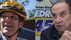 São Paulo tem cada vez mais ciclofaixas. E vice de Aécio não está feliz com