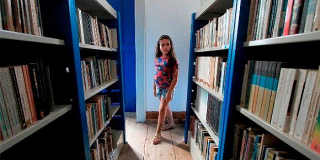 Biblioteca da Mell: Menina de 7 anos sonha em montar uma biblioteca pública em Alagoas e já recebeu mais...