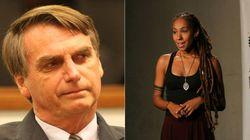 ASSISTA: Ativista de SP transforma 'chorume' de Bolsonaro em