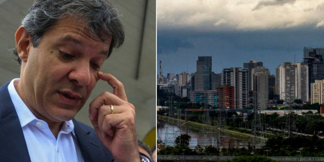 Fernando Haddad constrói só 10% das habitações no centro de São Paulo, indo na contramão do conceito...