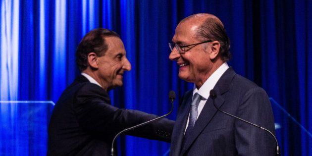 Datafolha: Geraldo Alckmin cai, mas ainda venceria no primeiro turno em São