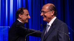 Alckmin tem nova queda, mas ainda vence no primeiro turno, aponta
