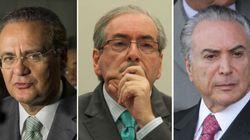 Qual o rosto do PMDB? Briga por poder opõe Cunha, Renan e