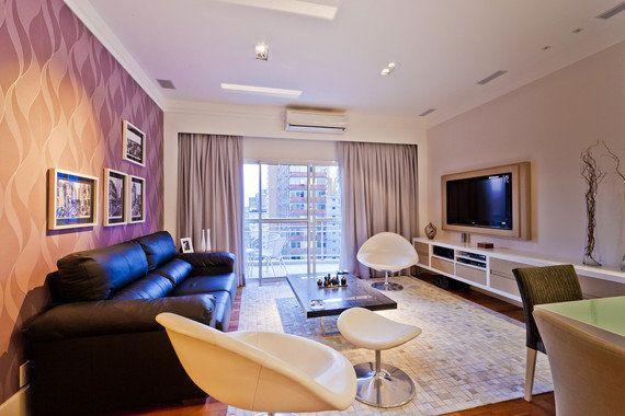 Como decorar sua sala de estar com