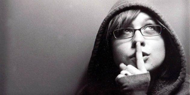 Guardar um segredo é tão cansativo quanto fazer exercícios