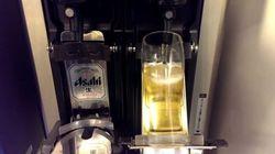 ASSISTA: Você quer uma cerveja? No Japão, elas são servidas