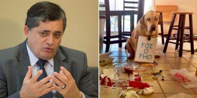 Petistas querem que CPI investigue corrupção no governo do ex-presidente Fernando Henrique