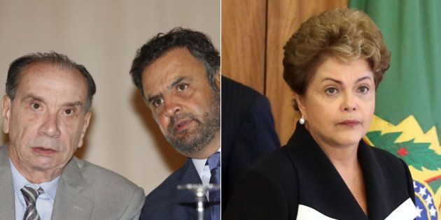 Senadores do PSDB, PP e PPS descartam, por ora, pedido impeachment de