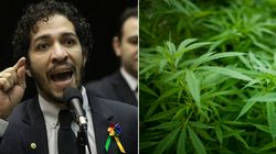 Jean Wyllys defende mudança na política de drogas após prisão de