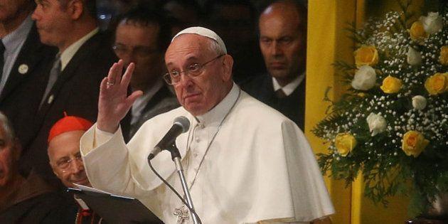 Papa critica doping e diz que atletas servem de