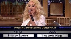 ASSISTA: Christina Aguilera faz imitação PER-FEI-TA de Britney
