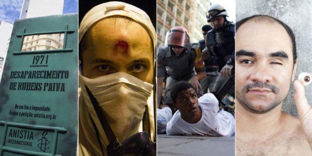 Anistia Internacional revela preocupação com violência policial, abortos e impunidade no