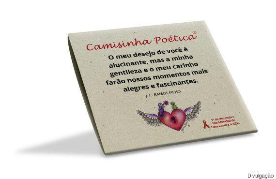 Camisinha poética: um projeto inspirado na prevenção à