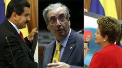 Em tom de provocação à Dilma, Câmara repudia prisão política na