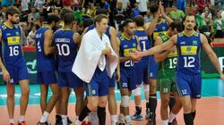 Vitória por 3 a 0 sobre China marca o 100º triunfo do Brasil em