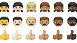 Apple inclui emojis com maior diversidade étnica nos iPhones e