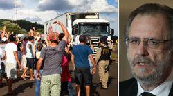 Governo vai sentar com caminhoneiros e empresários para negociar