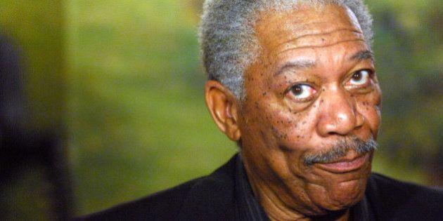 Morgan Freeman diz que faz uso da maconha para sanar dores da fibromialgia: 'Eu vou comer, beber, fumar...