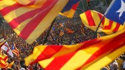 No Dia Nacional da Catalunha, mais de 1 milhão pedem a independência em