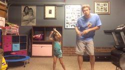 ASSISTA: Pai e filha recriam clipe de Taylor Swift e o resultado é