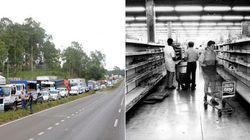 No 8º dia, greve dos caminhoneiros deveria preocupar TODOS os