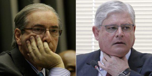 Lava Jato: Procurador-geral Rodrigo Janot vê como mais forte suspeita sobre Eduardo