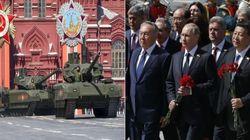 Sem líderes ocidentais, Rússia celebra 70 anos da vitória sobre os