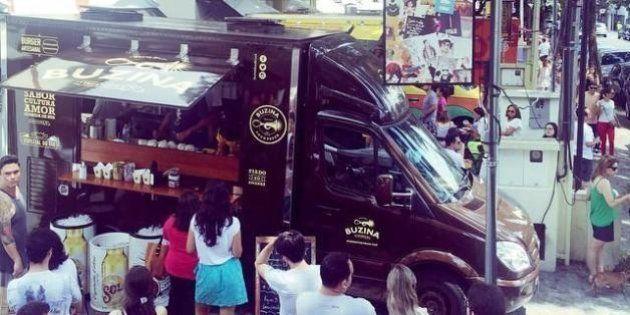 Food Trucks em São