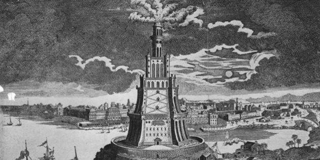 Egito reconstruirá o Farol de Alexandria, uma das sete antigas maravilhas do