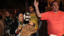 ASSISTA: Dilma é recebida com 'panelaço' em casamento em