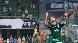 Parque sem Allianz: CBF revolta torcida do Palmeiras ao mandar cobrir