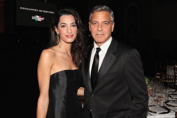 George Clooney quebra o silêncio sobre seu casamento e faz declaração para noiva em